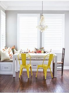 Yellow Accent- Something to think about