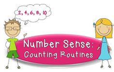 Little Minds at Work: Number Sense Routines Book Study: Chapter Four