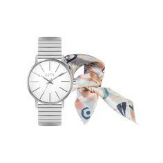 5d8fae45359 Relógio Eletta Tribute Silver Pack Edição Limitada Violeta Cor-de-Rosa -  ELA610LBMS