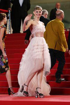 Klara Kristin - Cannes 2015