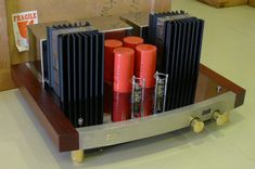 Pathos Twin Tower Class A Integrated Amplifier (Used) SOLD