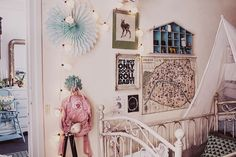 Mix and Match Vintage Rooms that Ooze Charm - Petit & Small