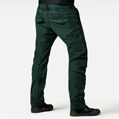 Raw correct rail omega 3d tapered-Men-Pants-G-Star