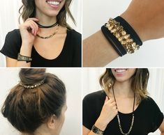 Style Hacks: 1 Necklace, 4 Ways