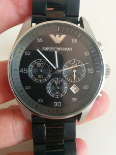 I love my Emporio Armani AR5866. It's got style, looks, and affordability  http://discountwatchstores.com/emporio-armani-watches-review-style-affordability/