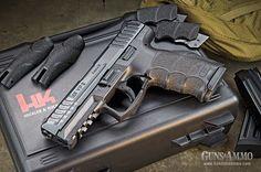 G&A 2014 Handgun of the Year: Heckler & Koch VP9