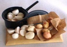 Potato peeling preparation board  8.5E