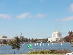 Sailboats in the summertime. Oakland, CA. Love Fest, Sailboats, Summer Time, Taj Mahal, Building, Travel, Sailing Yachts, Viajes, Daylight Savings Time