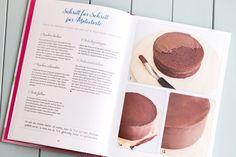Ein Blick in mein Buch: Trendtorten - Motivtorten, Surprise & Naked Cakes