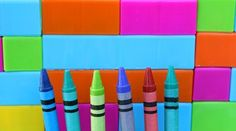 How to Put Different Colors of Prismacolor Pencils Together for Coloring Coloring Sheets, Coloring Books, Coloring Pages, Crayon Costume, Making Crayons, Color Crayons, Easy Costumes, Costume Ideas, Museum Displays