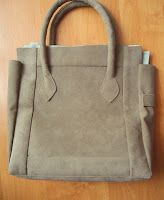 Bags you can make: Tutorial: How I Made a Bag from a Jacket