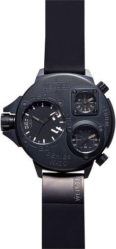 Welder K30 9001 Triple Time All Black