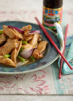 Lee Kum Kee UK | Recipes | Braised Chicken with Spring Onion