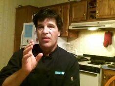 Yankee Spinach Salad with Panko Mushrooms-The Yankee Chef