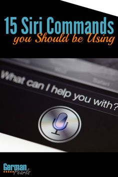 I never knew Siri could do all these things?! If you have an iPhone you should totally get this list of Siri tips!