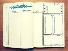 bullet journal page mensuelle pages mensuelles monthly layout spread(Fitness Journal Layout) Bullet Journal Monthly Spread, Bullet Journal Layout, Bullet Journal Inspiration, Bullet Journals, Filofax, Bujo, Organization Bullet Journal, Fitness Journal, Journal Pages