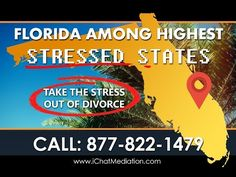 Floridas High Divorce Rate Places It Among Most Stressed States In U. Talking T, U.s. States, Stressed Out, Divorce, Florida, Videos, Places, The Florida, Usa