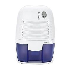 Mini Semiconductor Dehumidifier Desiccant Moisture Absorbing Air Dryer with Peltier Technology Thermo-electric Cooling