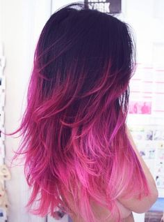 2015 summer owning unique ombre peach red color