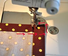 Bed Skirt Tutorial - maybe I need to warm up my old sewing machine.
