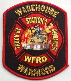 Woodstock Fire Rescue District Station 1 Truck 18 Ambulance 51