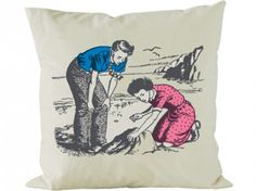 Alfie & Maud cushion