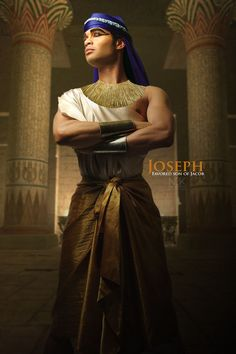 """JOSEPH.  ///  """"Icons of the Bible"""" by photographer James C. Lewis of Noire3000 / N3K Photo Studios"""