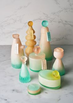 Brands and consumers are becoming more thoughtful when it comes to biodegradable and eco-friendly packaging, but Central Saint Martins student Mi Zhou has taken it to another level for her project … Central Saint Martins, Beauty Packaging, Packaging Design, Soap Packaging, Skincare Packaging, Packaging Boxes, Coffee Packaging, Bottle Packaging, Custom Packaging
