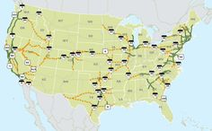 U.S. Government to Build 48 Electric Vehicle Highway Corridors