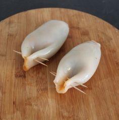 Calamars farcis à la portugaise - Cuisine du monde - Pure Saveurs