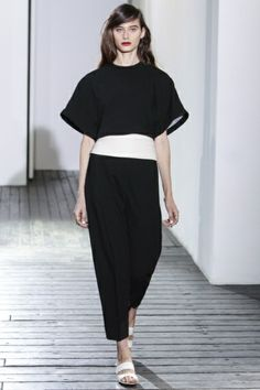 Sfilata Chadwick Bell New York -  Collezioni Primavera Estate 2014 - Vogue