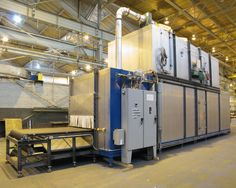 Core Wash Drying Oven | Industrial Ovens | International Thermal Systems
