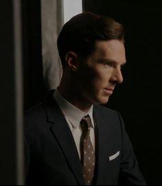 Benedict Cumberbatch Time magazine, Oct 28th 2013