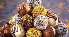 Čokoládové truffle