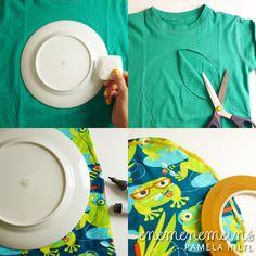 enemenemeins: Shirt Pimperei Tutorial {easy peasy… aber sowas von}