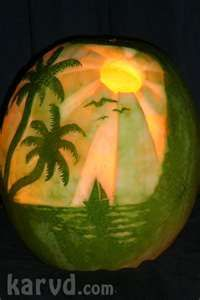 watermelon carving for wedding