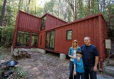 A Shipping Container Costs About $2,000. What These 15 People Did With That Is Beyond Epic.                                                                                                                                                                                 More