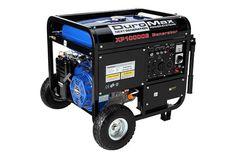 DuroMax XP10000E, 8000 Running Watts