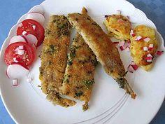 Matjes im Kräutermantel gebraten, ein tolles Rezept aus der Kategorie Fisch. Bewertungen: 12. Durchschnitt: Ø 3,9.