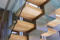 Mono Stringer Stairs
