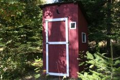 """Outhouse maintenance & tips - don't forget to make a sign """"how to Use an outhouse"""" for the inside with instructions, & a flip=over Vacant/Occupied sign for the outside......"""