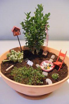En Son minyatür bahçe satın al Resimleri