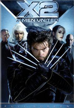 Xmen 2 United 2003
