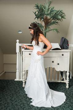 Ashley & Andrew  #wedding #CelebrationsattheBay #weddingdress