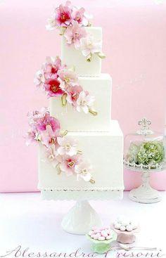 Orchidee cake