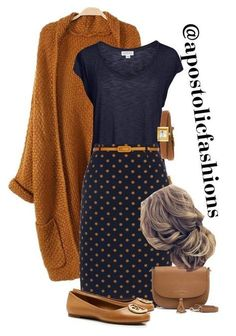 A fashion look from October 2017 by apostolicfashions featuring Velvet by Graham & Spencer, Yumi, Tory Burch, Tommy Hilfiger and Gucci Fashion Mode, Work Fashion, Modest Fashion, Womens Fashion, Fashion Trends, Fashion 2008, Fashion News, Gucci Fashion, Trending Fashion