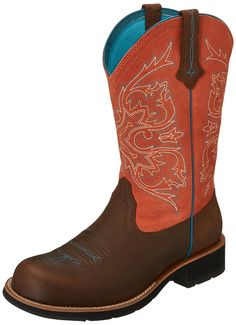 Ariat Women's Fatbaby Cowgirl Tall Western Cowboy Boot >>> This is an Amazon Affiliate link. You can get more details by clicking on the image.