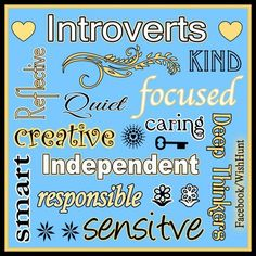<3 introverts