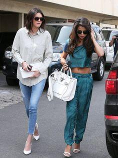 Beaucoup de rumeurs ont vu le jour suite à l'amitié entre Selena Gomez et Kendall Jenner