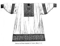 рубаха 11 век